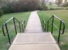 Kwikfynd Disabled Handrails allenview